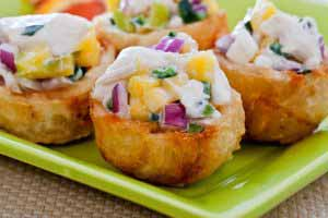 yuca cups mic food
