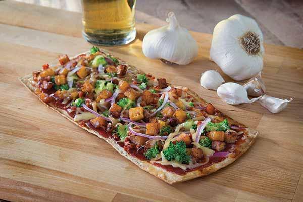 mic food ripe plantain pizza
