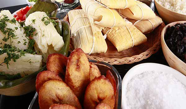 ripe plantains tamales