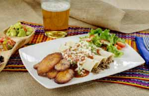 Enchiladas mic food