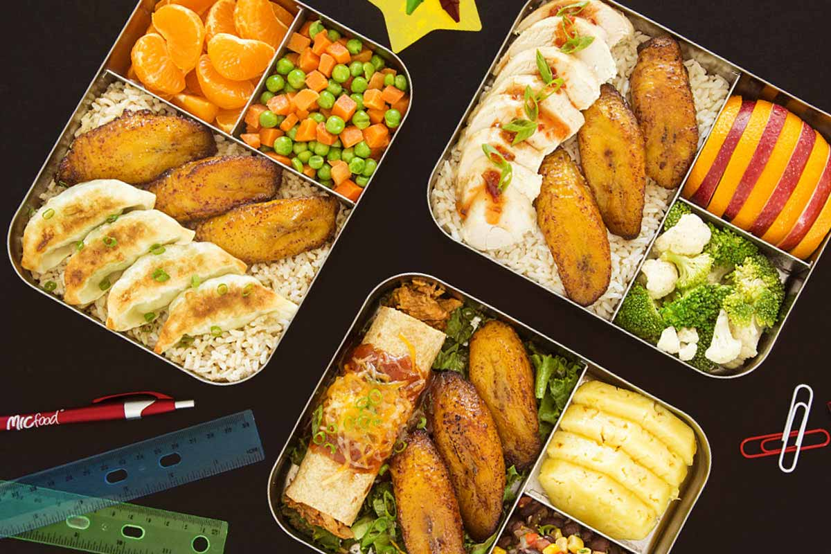 Back to School recipes with BIg Banana Plantains and Tio Jorge Yuca
